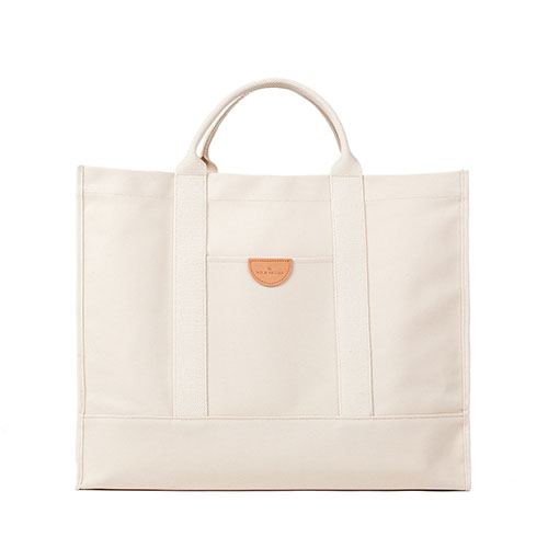 WILDBRICKS Shopper Bag (ivory)