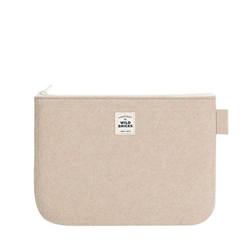 TODAY POUCH (beige)