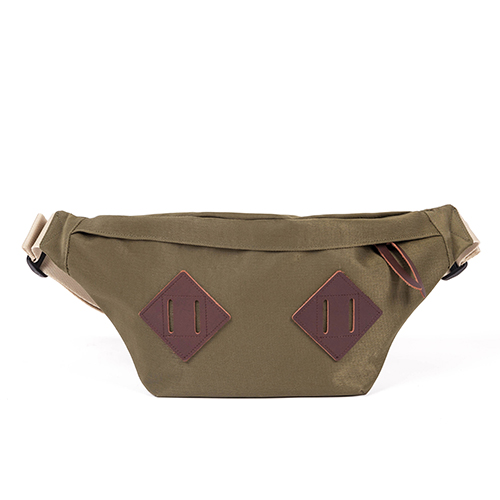 CL WAIST BAG (khaki)