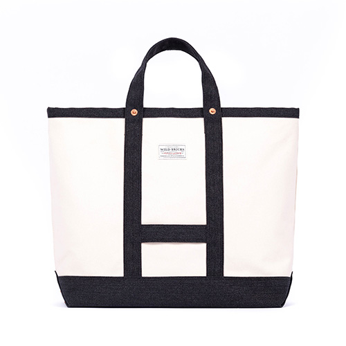 CANVAS COAL BAG (black)