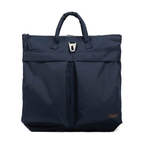 BS HELMET BAG (navy)