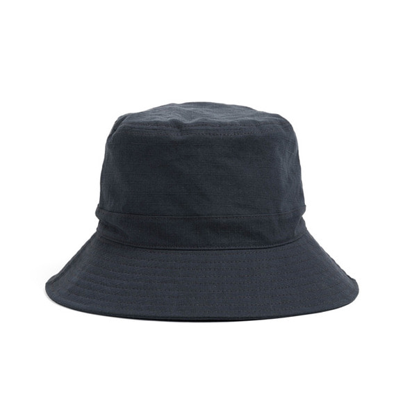 RIPSTOP BUCKET HAT (navy)