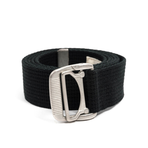 ES WEBBING BELT (black)