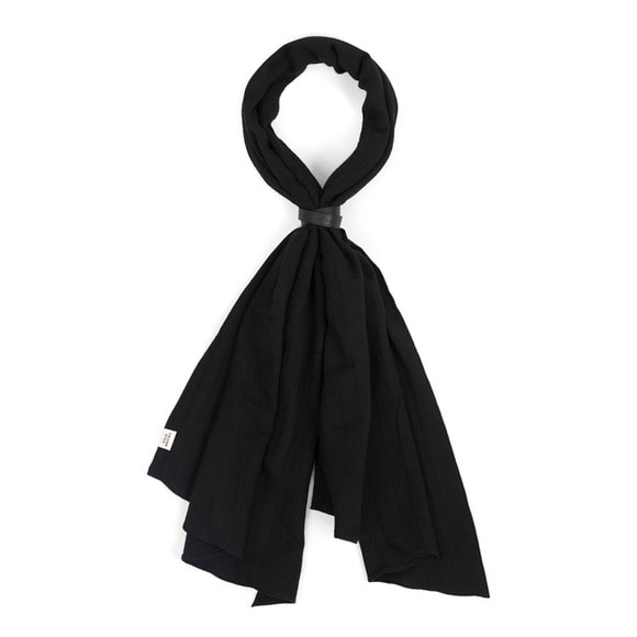 BS VIN SCARF  (black)