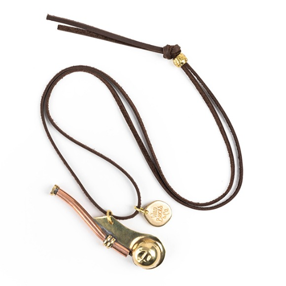 BOATSWAIN'S PIPE NECKLACE