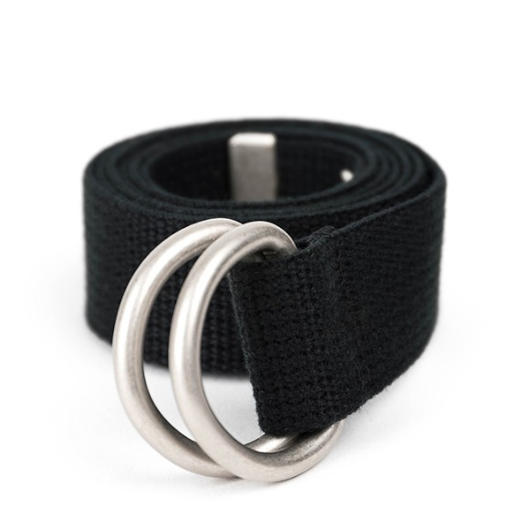 SV D-RING BELT (black)