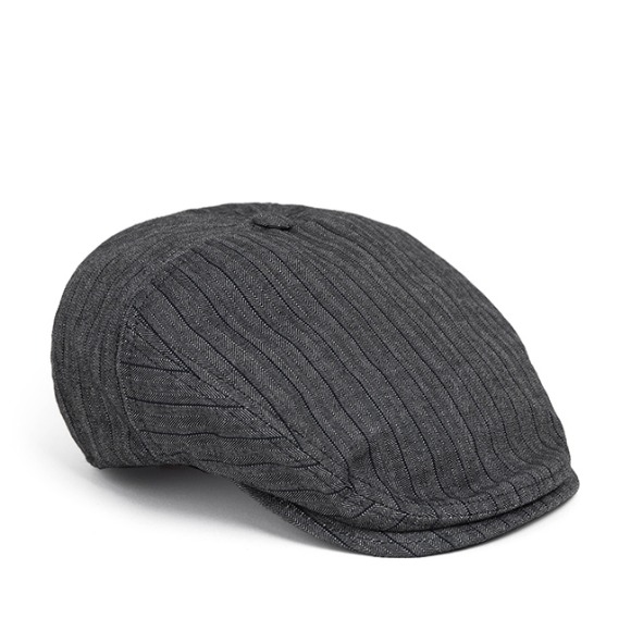 HBT STRIPE HUNTING CAP (grey)