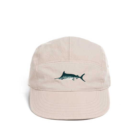 SAILFISH CAMP CAP (beige)