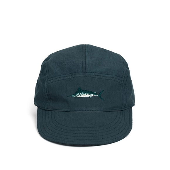 SAILFISH CAMP CAP (green)