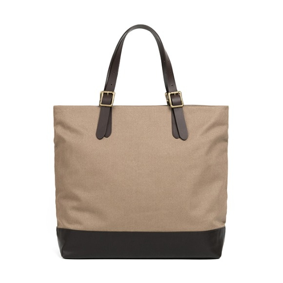 CONVERTIBLE TOTE BAG (beige)