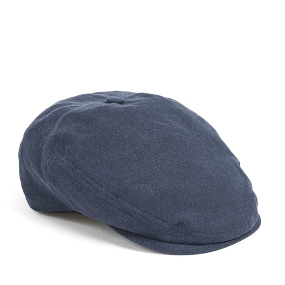 LC BASIC HUNTING CAP (navy)