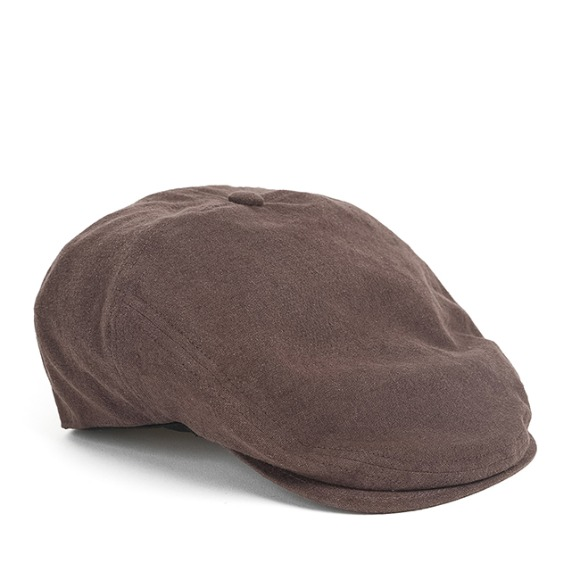 LC BASIC HUNTING CAP (brown)