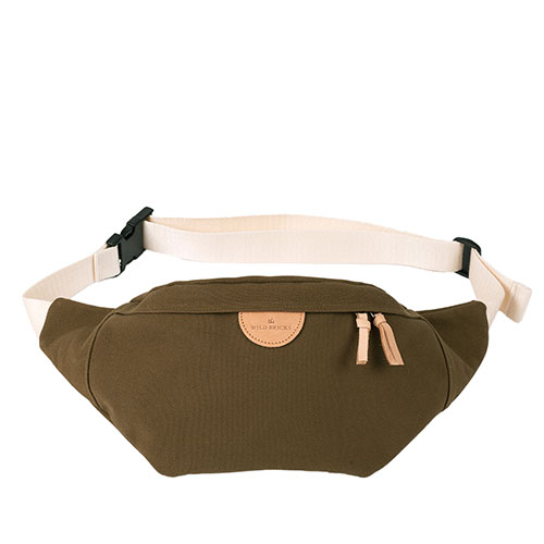 WILDBRICKS Waist Bag (khaki)
