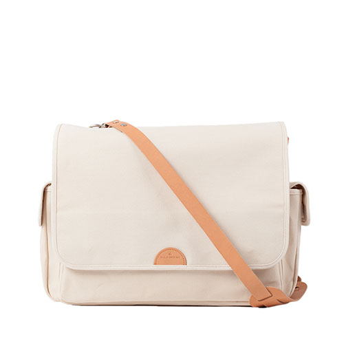 WILDBRICKS Mail Bag (ivory)
