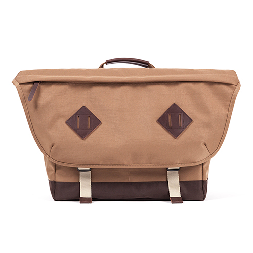 CL MESSENGER BAG (beige)