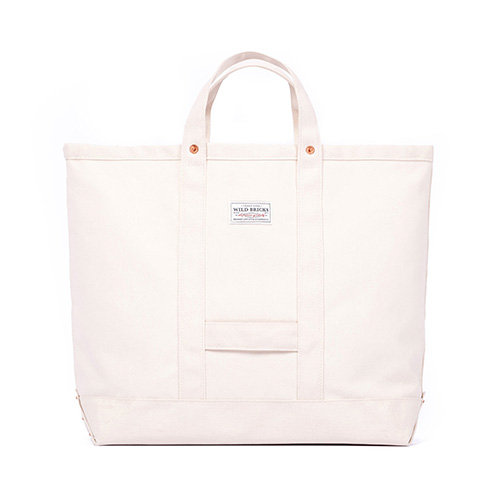 CANVAS COAL BAG (ivory)