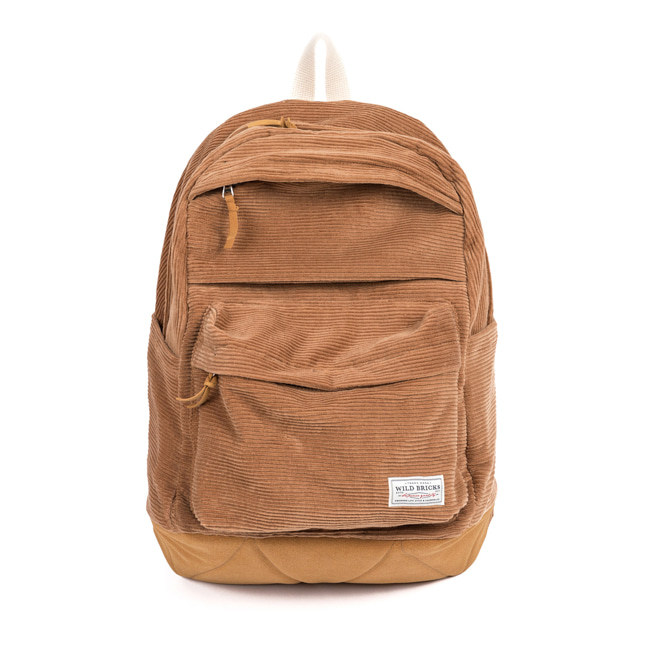 CORDUROY UMB BAG (brown)