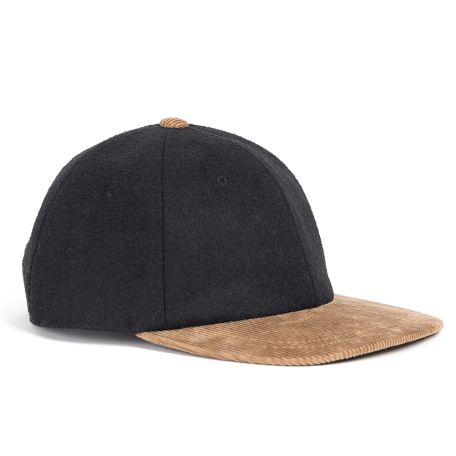 WOOL CAP (black)