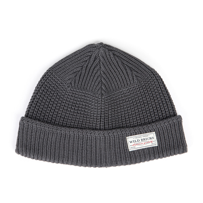 MARINE WATCH CAP (grey)