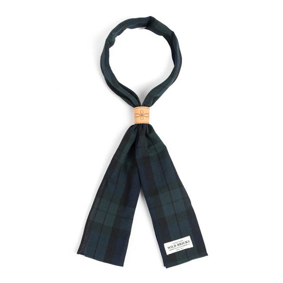 BLACK WATCH SCARF (black watch)