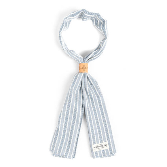 ROPE SCARF (blue)