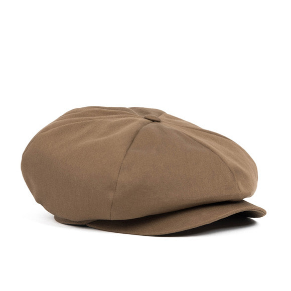 BS NEWSBOY CAP (brown)