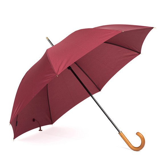 WB UMBRELLA (burgundy)