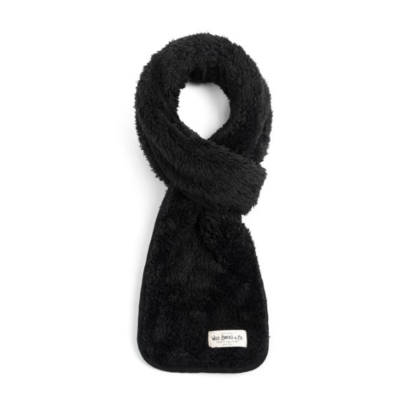 BS FLEECE STOLE (black)