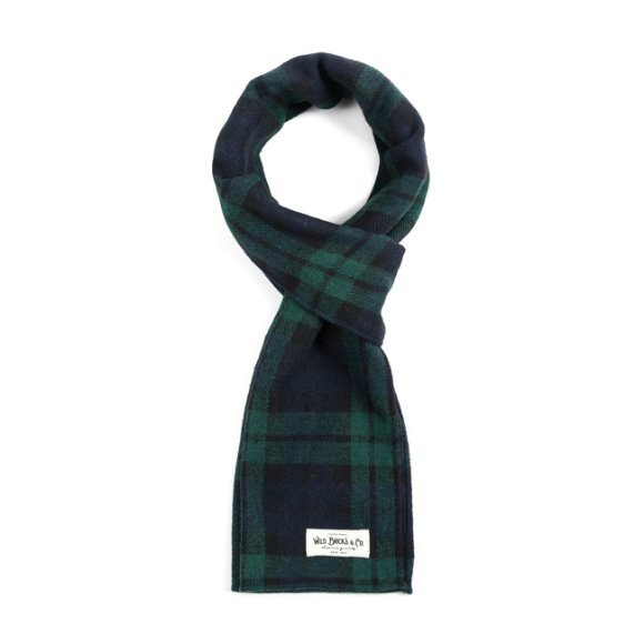 BLACK WATCH STOLE (green)