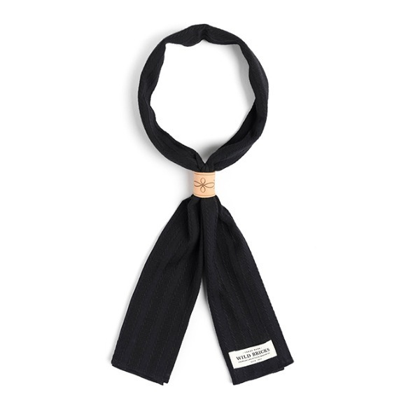 ROPE SCARF (black)