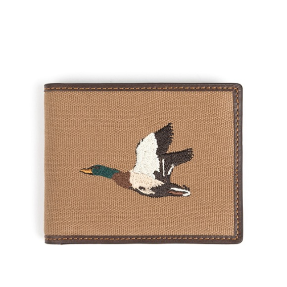 MALLARD WALLET (dark brown)