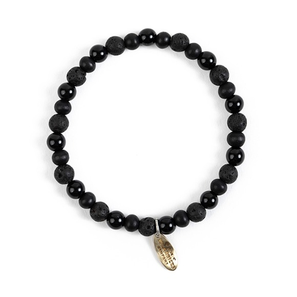 WG BASIC BRACELET (black)