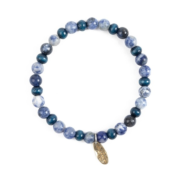 WG BASIC BRACELET (blue)