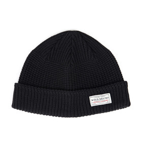 MARINE WATCH CAP (black)
