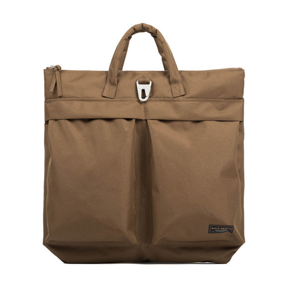 BS HELMET BAG (brown)