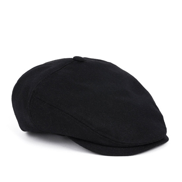 [프리오더 10/22 출고]BS WOOL HUNTING CAP (black)