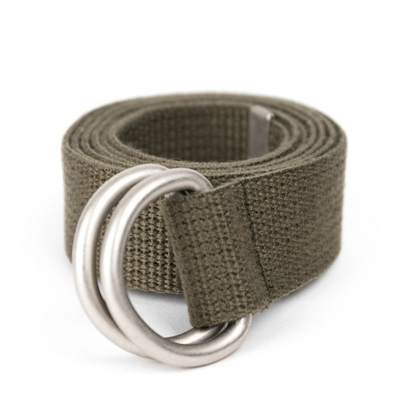 SV D-RING BELT (khaki)