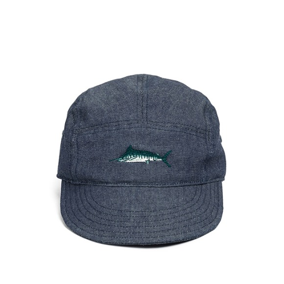 SAILFISH CAMP CAP (denim)