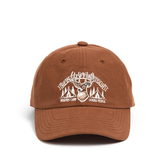 CT REINDEER CAP (orange)