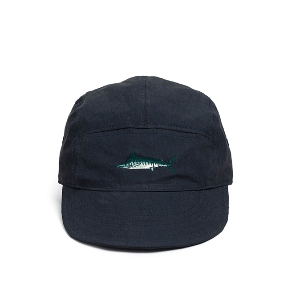 SAILFISH CAMP CAP (navy)