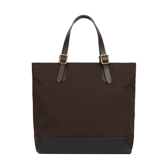 CONVERTIBLE TOTE BAG (brown)